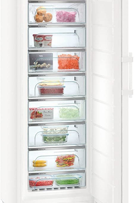 Congelatore Verticale LIEBHERR GNP 5255 BLU PERFORMANCE
