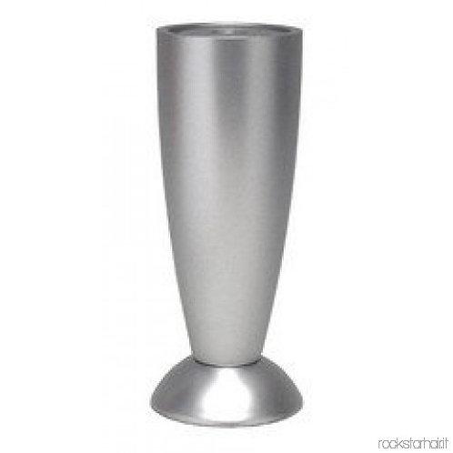 piedino per cucina col alluminio h 12