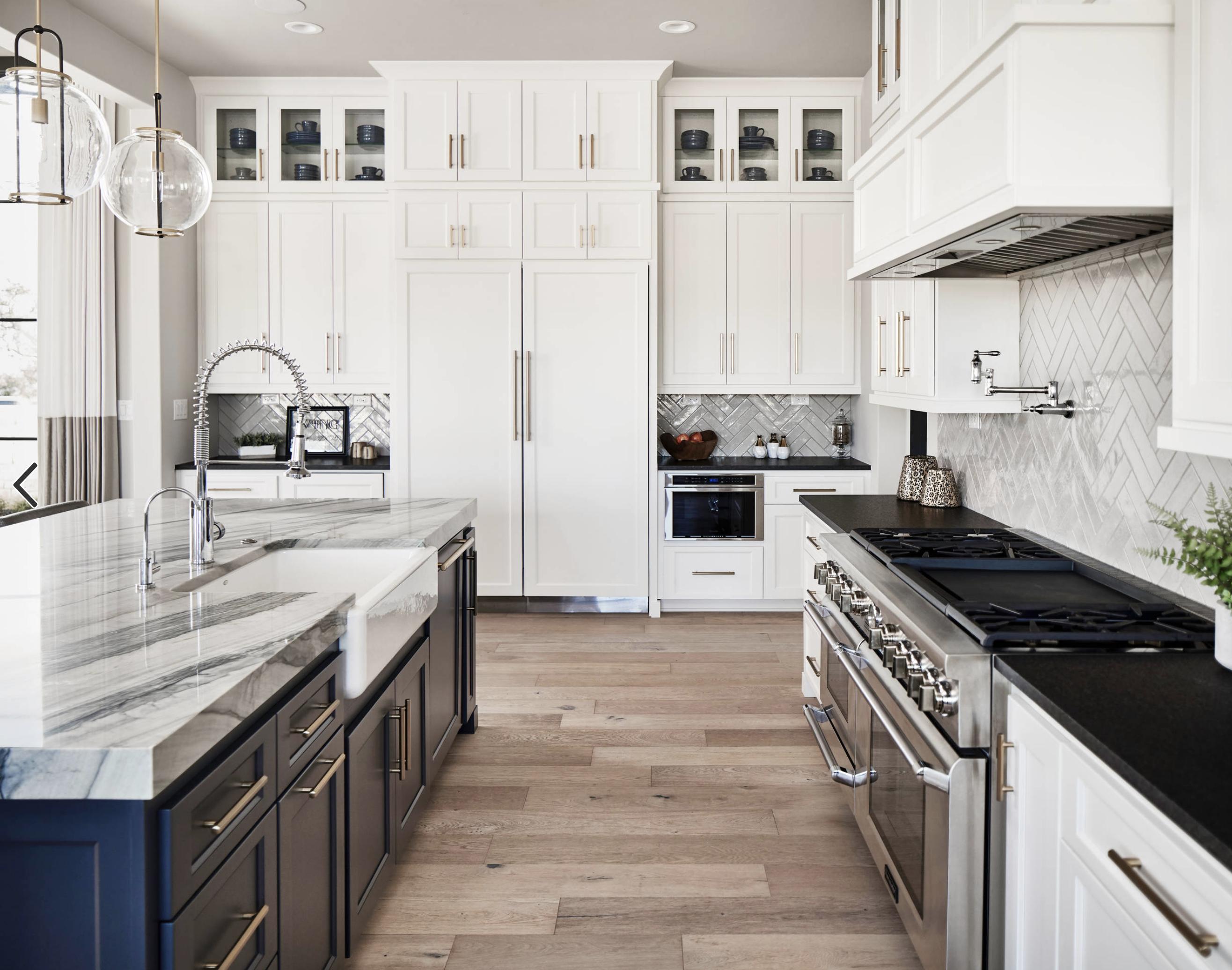 Kitchen Remodel SR Interiors