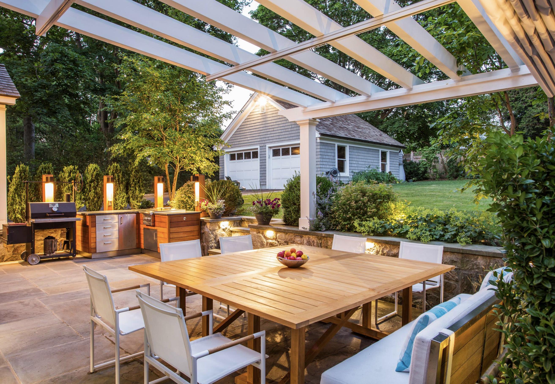 patio deck SR Interiors