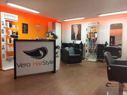 Innenansicht Vero Hairstyle
