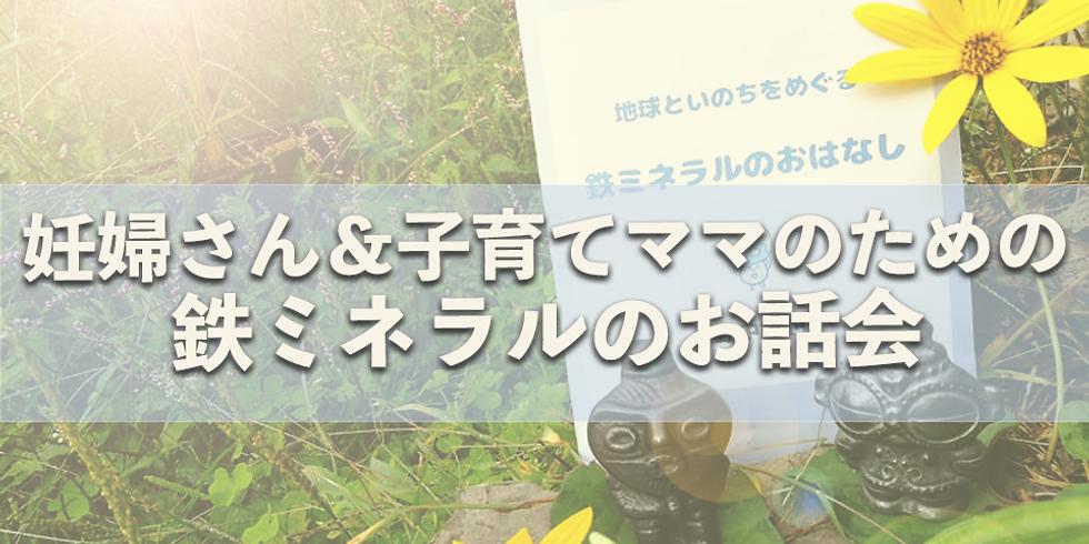 妊活さん&お母さんのための鉄ミネラルのお話会 vol,25
