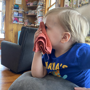 Bloody Noses & Meltdowns