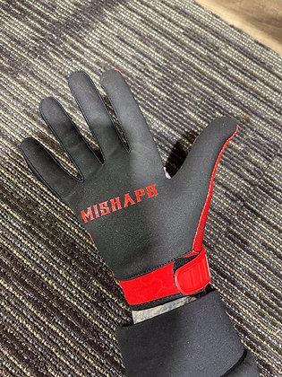 Mishaps Gloves - Black
