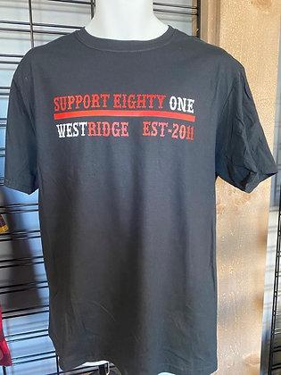 Men's Support EST-2011 Tee