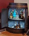 Custom Liquor Barrel