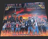 Hells Angel Calendar - Mishaps Garage
