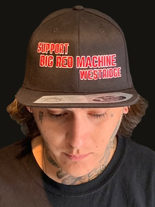 Support BRM West Snap Hat