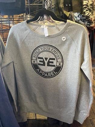 BYE Sweatshirt - Grey