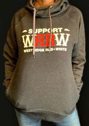Ladies WRRW Pullover Hoodie