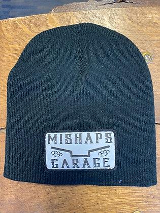 Mishaps Garage Black Toque