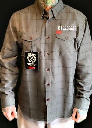 Men's Dixon Boneless Button Up