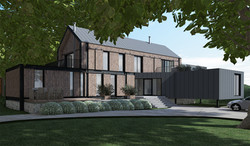 Private House. Hampshire