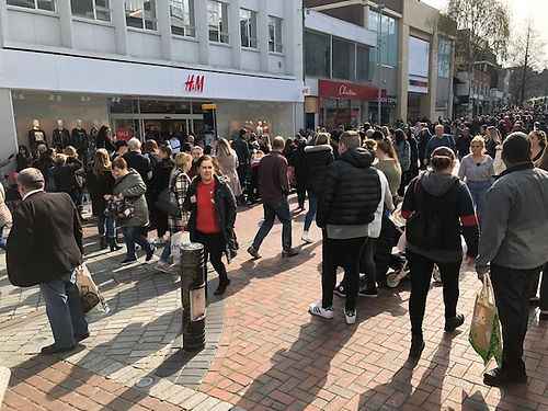 New H&M Store Open