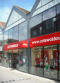 Cotswold Outdoors. Windsor