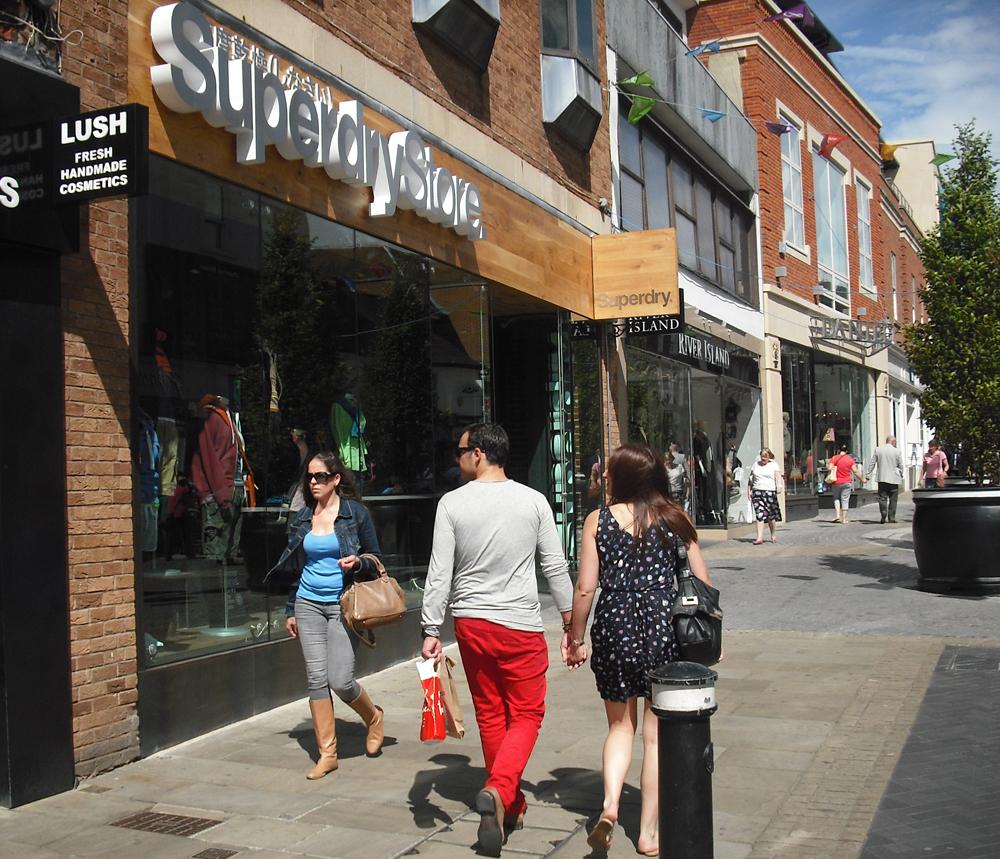 Superdry. Windsor