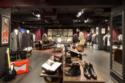 John Varvatos. London