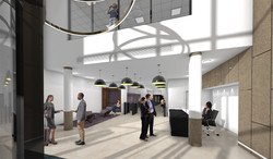 322-T1 Proposed Reception Visual