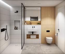 Canal Court - Bathroom - 111019