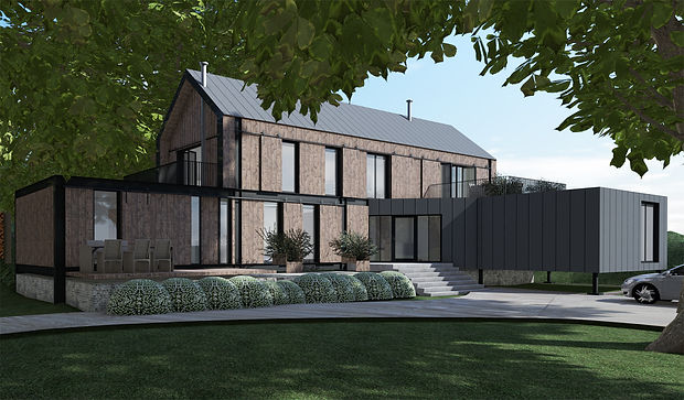 New Build Planning Permission