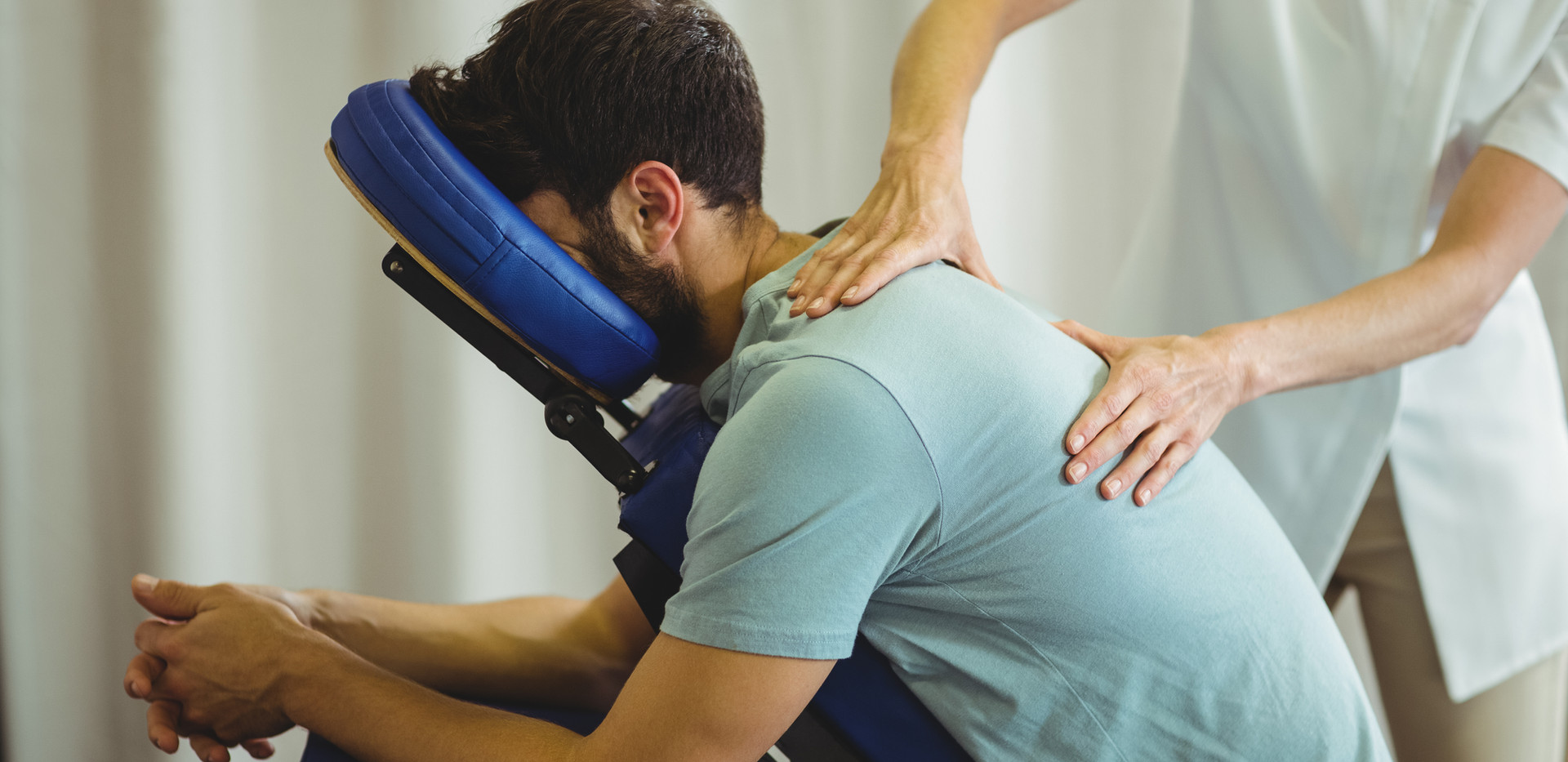 Seated Clothed Massage