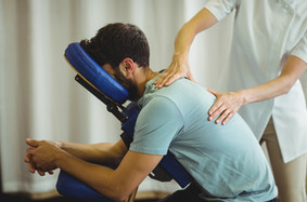 Chair Massage - For Individuals