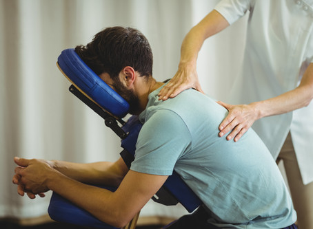 Do you struggle with aches and pains at work?