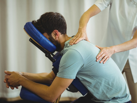 Workplace Wellness: Everybody Deserves A Massage!