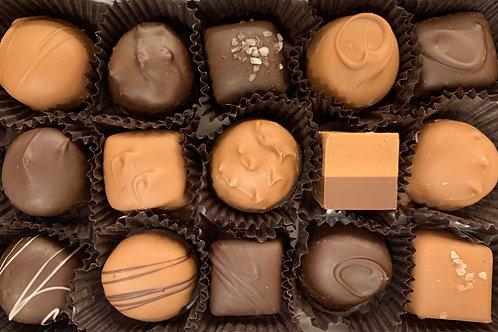 Chocolate Creams 1/2 lb. box