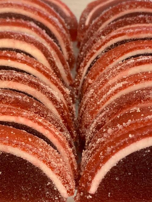 Raspberry Fruit Slices