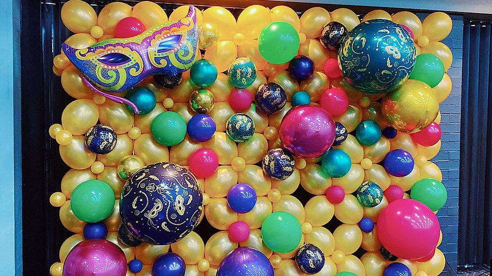 Balloon Wall - Organic
