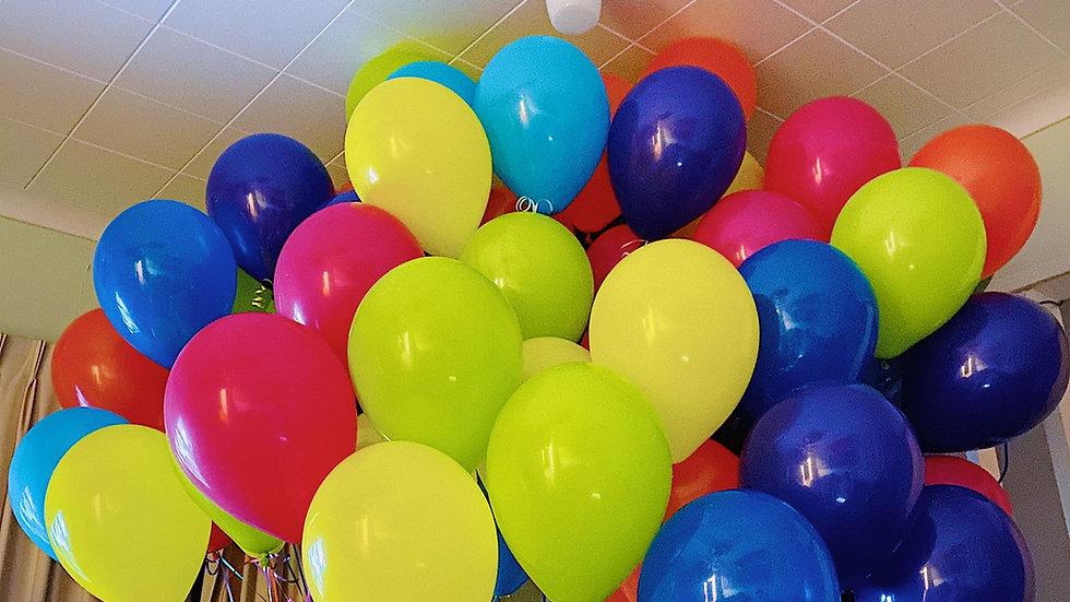Helium Balloons (Loose)