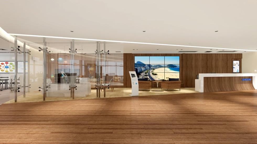 showroom_B2B_Samsung_Artusi_Arquitetura_