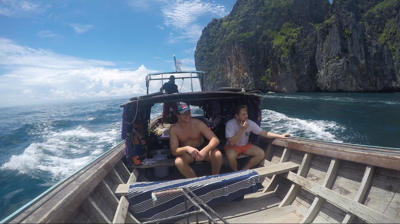 Travelling, Bali