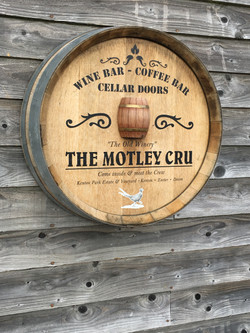 The Motley Cru Cafe and Wine bar