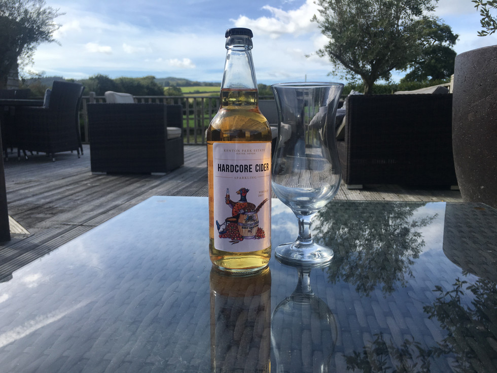 The story of 'HARDCORE' Cider.