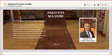 Hakan Evin Rug Store