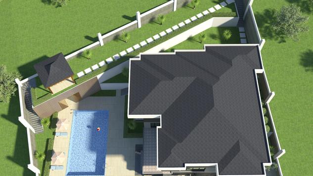 Yalova Villa Projesi Genel Görünüş (3).j