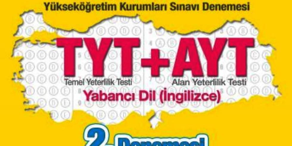 ÖZDEBİR SINAVI (TYT-AYT)
