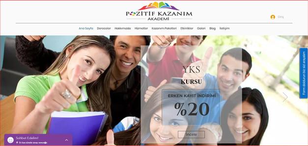 Pozitif Kazanım Kişisel Gelişim Kursu
