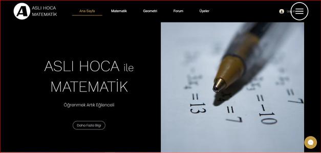 Aslı Hoca Matematik