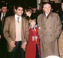 President Gorbachov