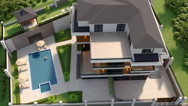Yalova Villa Projesi Genel Görünüş (7).j