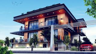 Yalova Villa Projesi Dış Görünüş (9).jpe