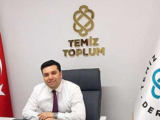 """TEMİZ TOPLUM DERNEĞİ'NDEN """"HEFORSHE"""" UYARISI"""