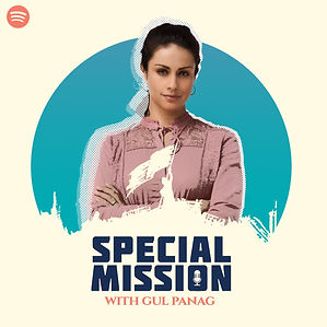 Special Mission with Gul Panag