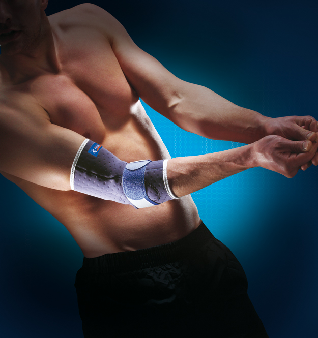0336_Anti epicondylitis elbow brace