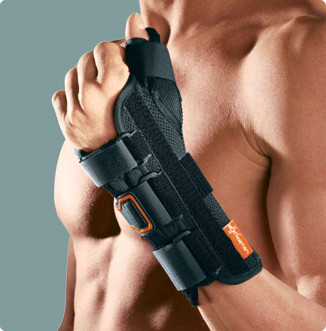 Ligaflex Manu-wrist and thumb immo