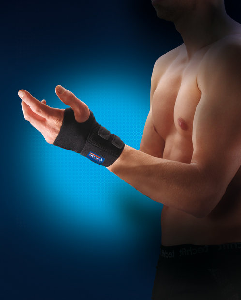 Neoprene wrist support 0575
