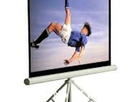 tripod screen hir